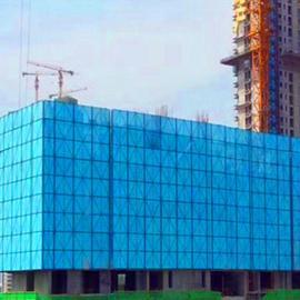 建筑施工金属爬架网片 建筑金属爬架网