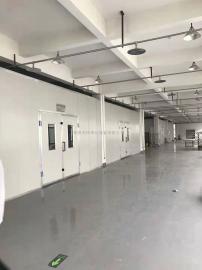 家具喷漆房废气处理工程 车间废气冶理通风系统
