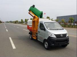 东风/福田/长安/凯马挂桶垃圾车、翻桶垃圾车