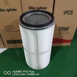 静电喷涂滤芯 除尘滤筒 粉末喷塑滤芯 喷台滤芯 过滤管