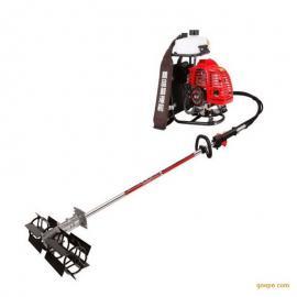 山东电动锄头 背负式电动锄头 充电式松土锄头