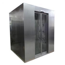 非标定制多人风淋室 净化风淋室 电子互锁风淋室