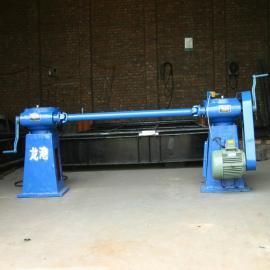 双吊点螺杆式启闭机 单吊点手摇螺杆式启闭机生产规格