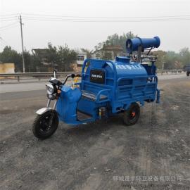 小型洒水车、电动三轮洒水车、工程三轮喷洒车