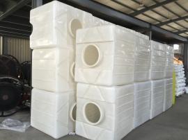 方形加药箱 食品级加药箱 100L塑料水箱
