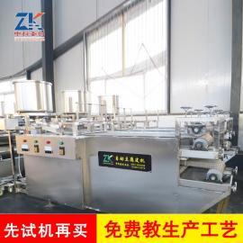 小型全自动豆腐皮机 小型全自动豆腐设备 仿手工豆腐皮机生产线