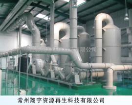 处理喷漆废气的活性炭吸附箱