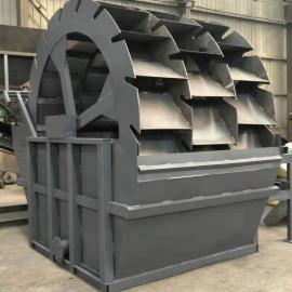 大型洗砂机 三排轮洗砂机组 大量现货 包安装