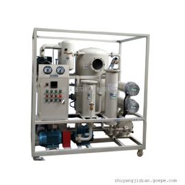 DLS-100型变压器油双级真空滤油机,绝缘油双级真空过滤机