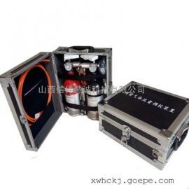 精密气体流量调校装置