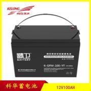 科华精卫蓄电池6-GFM-100-YT 精卫电池12v100ah UPS EPS电池
