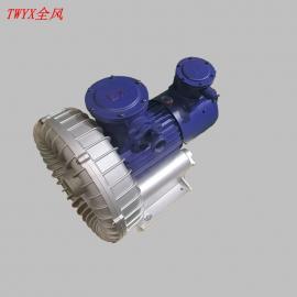 输送气体专用防爆旋涡气泵