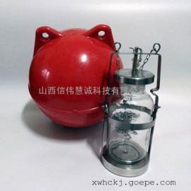 浮球式水质采样笼