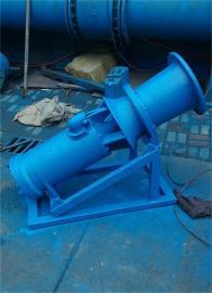 滚轮式中吸式潜水轴流泵