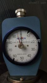 日本得乐TECLOCK 橡胶硬度计GS-744G 正品