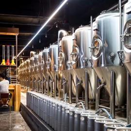 史密力维精酿啤酒设备 ,啤酒屋自酿啤酒设备