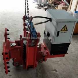 优质新型一体式液压弹簧夹轨器 龙门吊提梁机电动液压夹轨器