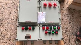 防爆照明配电柜BXMD-10回路 挂式 防爆配电箱