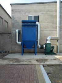脉冲滤筒除尘器滤芯脉冲除尘器 单机除尘器单机布袋除尘器