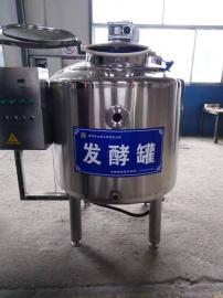 乳品杀菌机 小型酸奶发酵罐 小型巴氏鲜奶生产线