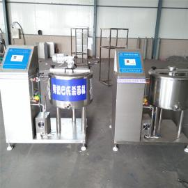 开奶吧全套设备 盛众机械单门酸奶机 小型牛奶巴氏杀菌机