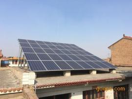 三晋阳光光伏发电/200KW光伏发电系统/光伏扶贫/光伏离网系统