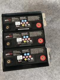 艾诺斯蓄电池G16EP/12V16AH 免维护铅酸蓄电池 尺寸 参数