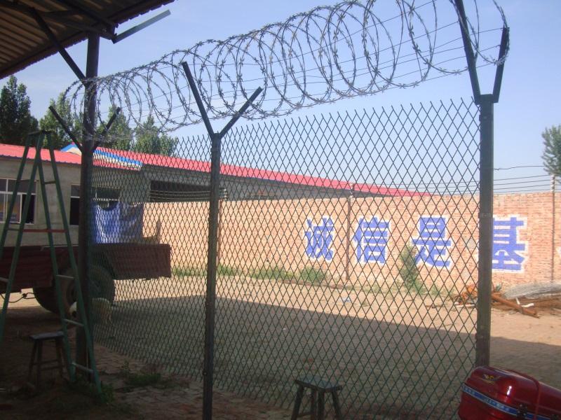 看守所安全隔离网-监狱物理安全隔离网-监狱高墙隔离网