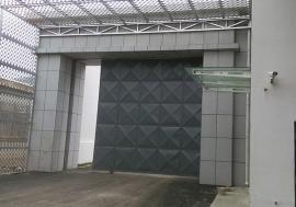 监狱门,AB大门,电动平移门,监视门
