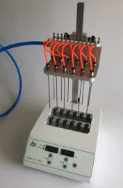 12孔位可视化氮吹仪