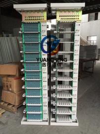 插片式720芯MODF总配线架室内安装介绍