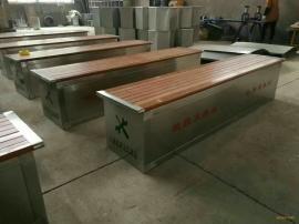 环卫工具箱 不锈钢保洁员工具箱 带靠背环卫座椅