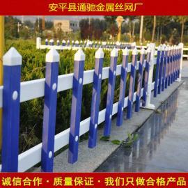 自产自销PVC塑钢草坪护栏 草坪栅栏 园艺围栏 花坛护栏