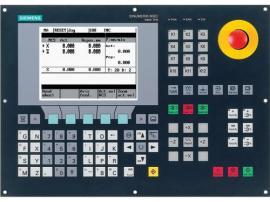 西门子802D数控系统启动不了维修(开机黑屏故障)