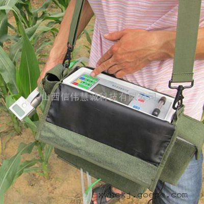 便携式植物气孔计