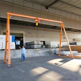 宏源鑫盛升降式龙门架、A02型号龙门架、电动龙门架