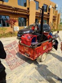 土壤钻机HP-18液压土壤钻机取样钻机