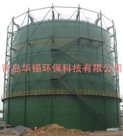 搪瓷沼气发酵罐