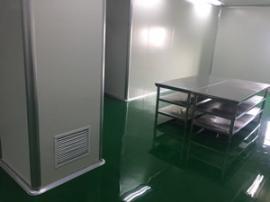 无菌室车间无尘无菌食品厂房净化工程