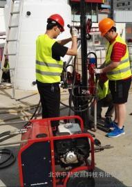 HP-18液压冲击土壤取样钻机 农田土壤钻机 30米钻机