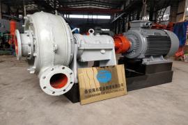 海川牌大流量高耐磨8寸吸沙泵