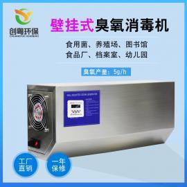 创粤CYA-B5G壁挂式食品车间臭氧消毒机