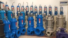 QW/WQ潜水排污泵/JYWQ自动搅匀排污泵