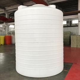 30吨污水处理PE水箱 大容量液体储存塑料水箱