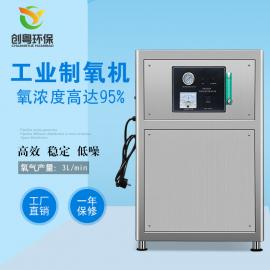 创粤CYZ-3L小型工业制氧机 水产养殖渔业专用氧气发生器