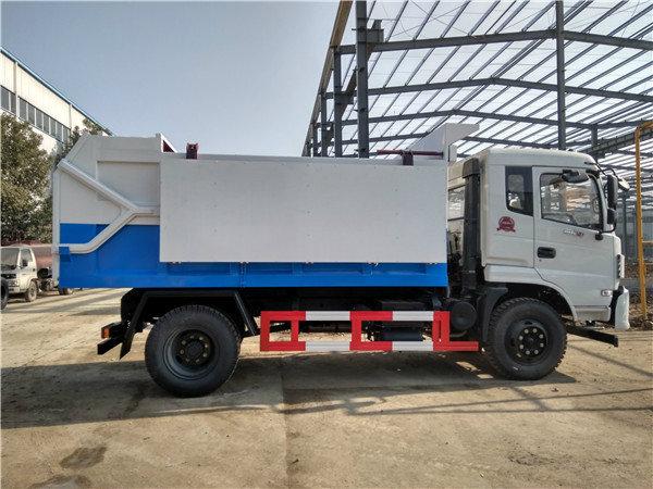 10吨污泥运输车-10吨污泥自卸车报价