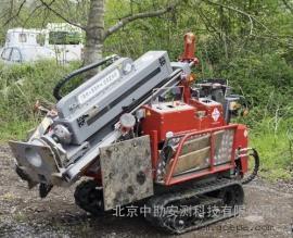 DANDO多功能小型履带钻机取样钻机