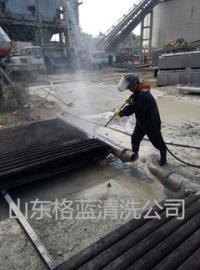 烟气脱硫系统GGH化学、物理清洗