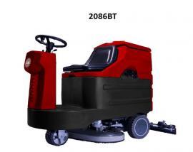 2086BT工业用驾驶式洗地机