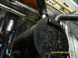 高压水旋转1500mpa清洗凝汽器